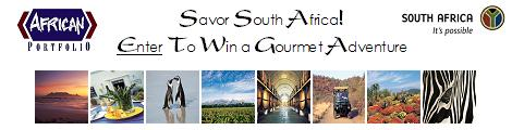 savor south africa contest