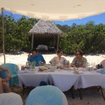 Turtle Beach picnic