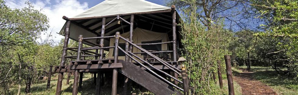 Kirawira tent