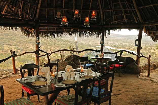 Loisaba Dining
