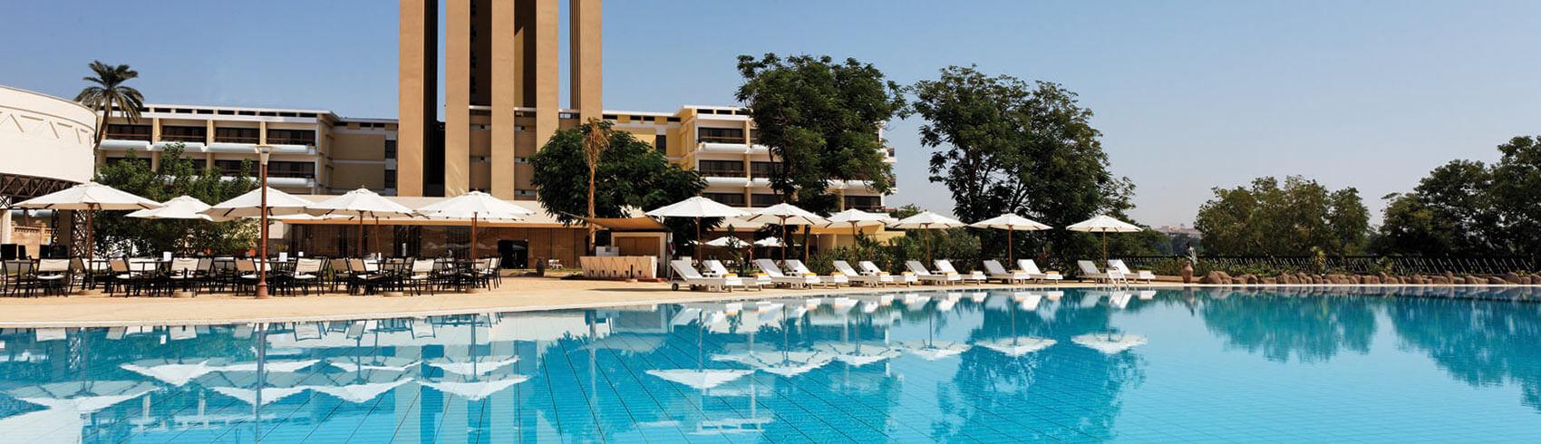 Movenpick Aswan Pool