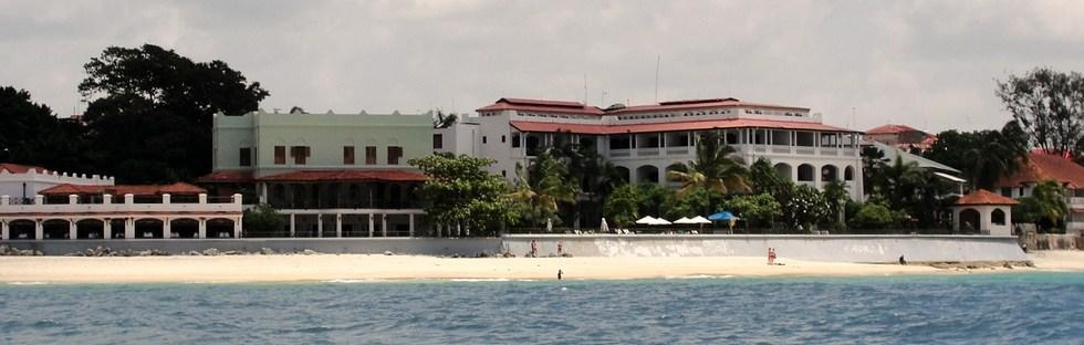 Zanzibar Serena exterior