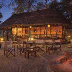 eagle island safari lodge