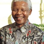 Mandela at his 79th birthday in 1997